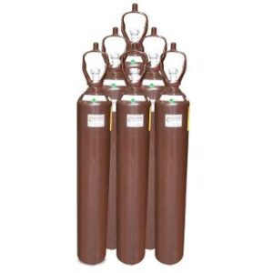 Argonio gas