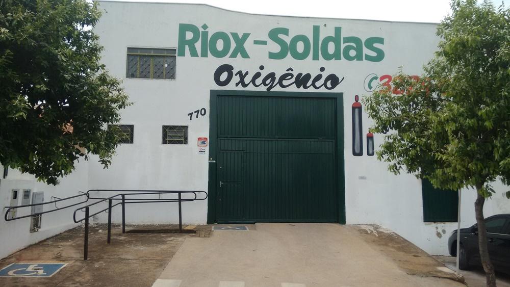 Empresa Riox Soldas